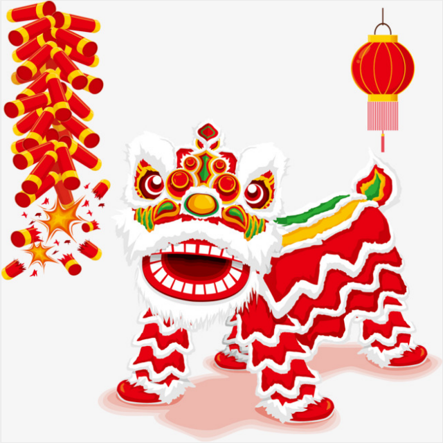 Cai Qing Lion Dance