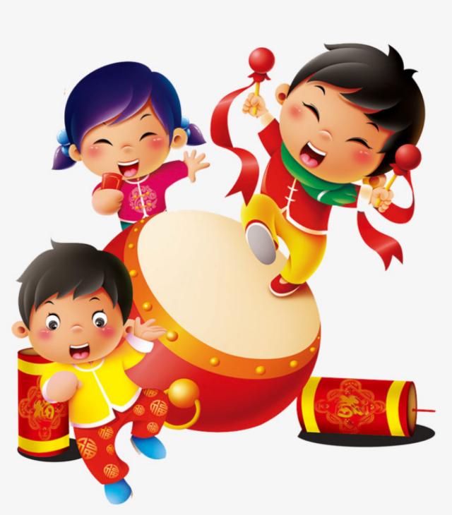 24 Festive Drums